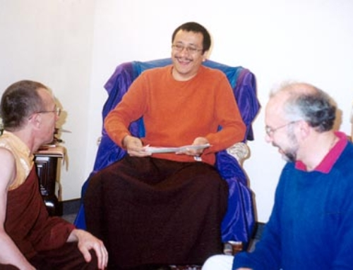 Translating Shamatha Mahamudra