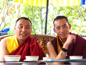 Karma Senge Rinpoche and the twelfth Trungpa Tulku Chökyi Senge have requested that the elventh Trungpa Rinpoche's English teachings be translated into Tibetan.