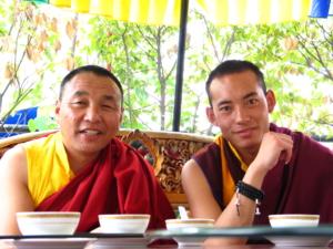 Karma Senge Rinpoche and the twelfth Trungpa Tulku Chökyi Senge have requested that the elventh Trungpa Rinpoche's English teachings be translated into Tibetan.