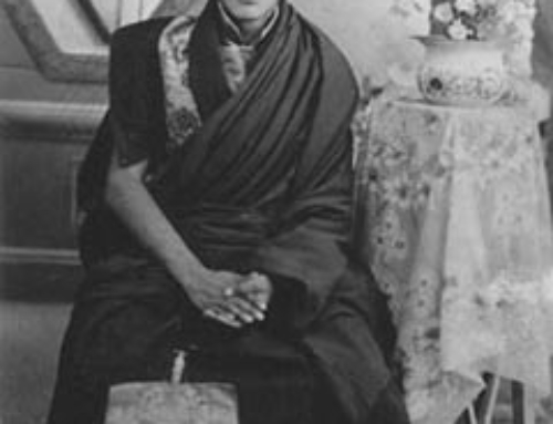 Trungpa Rinpoche's Early Days As a Tertön